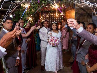 O casamento de Bruna e Philippe