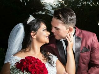 O casamento de Simarah e Kennedy