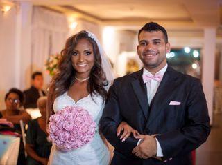 O casamento de Amanda e Hugo