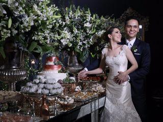 O casamento de Hana e Marcelo