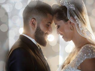 O casamento de Pamella e Israel