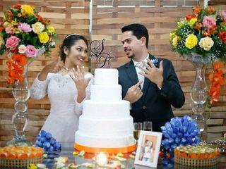 O casamento de Suanen  e Reginaldo