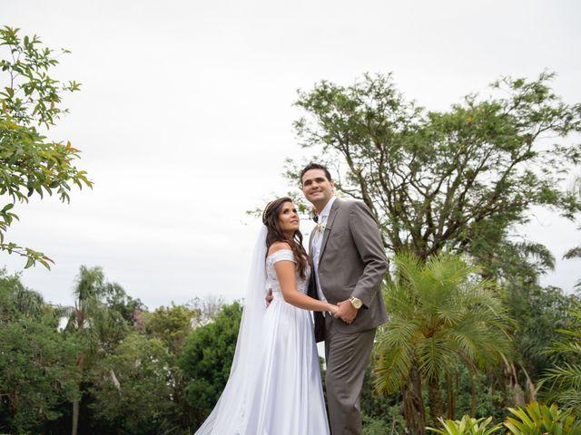 O casamento de Mariane e Claudio