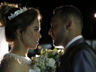 O casamento de Luana e Elivelton  1