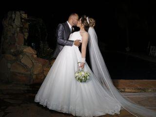 O casamento de Luana e Elivelton