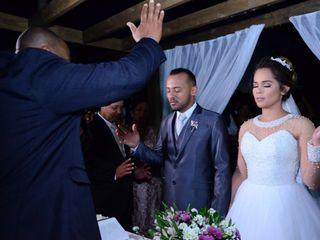 O casamento de Luana e Elivelton  3