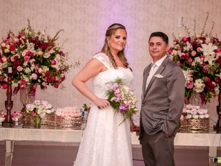 O casamento de Silvia e Paulo Cesar