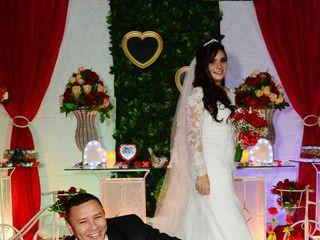 O casamento de Ana Paula Oliveira e Gioney Bezerra 1