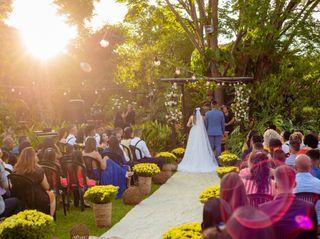 O casamento de Andressa e Jonatas