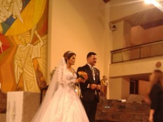 O casamento de Aline e Hilton 1