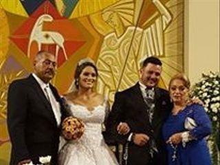 O casamento de Aline e Hilton 2