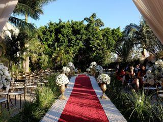 O casamento de Cristina  e Renato 1