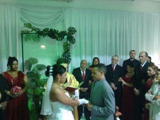 O casamento de Renata e Celso