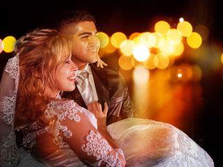 O casamento de Grazi e Kaká