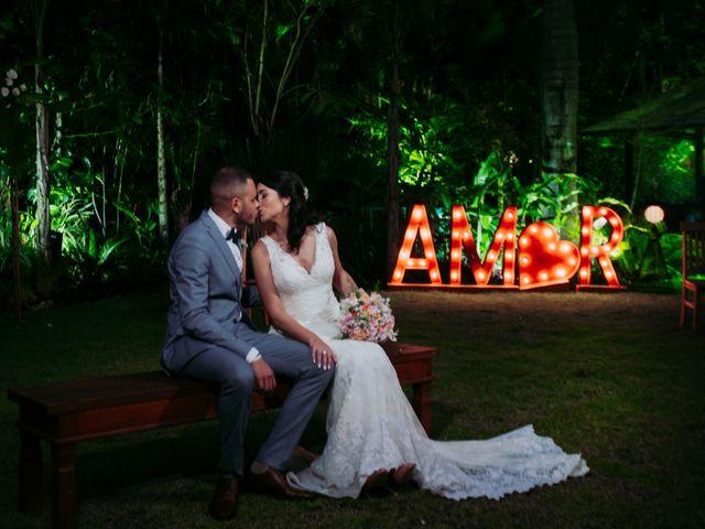 O casamento de Jessica e Luis Felipe