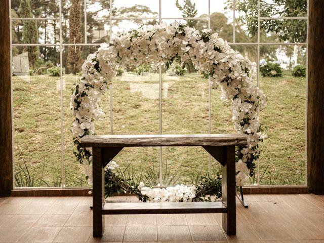 O casamento de Wesley e Rayssa em São José dos Pinhais, Paraná 4
