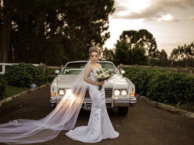 O casamento de Wesley e Rayssa em São José dos Pinhais, Paraná 10