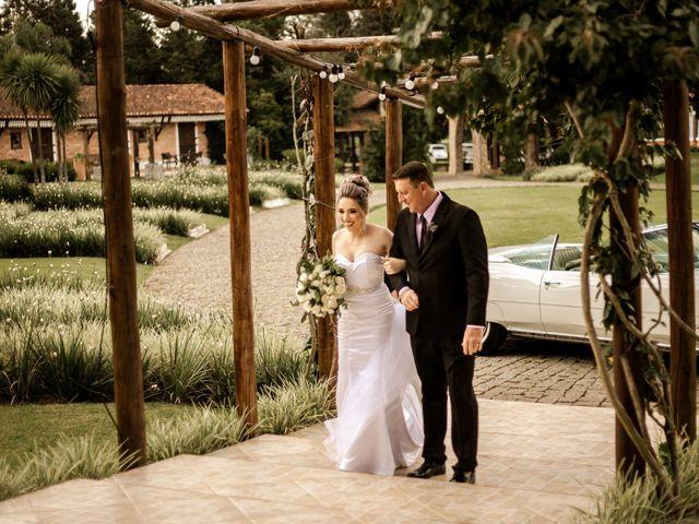 O casamento de Wesley e Rayssa em São José dos Pinhais, Paraná 40