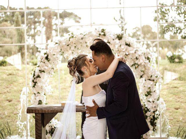 O casamento de Wesley e Rayssa em São José dos Pinhais, Paraná 49