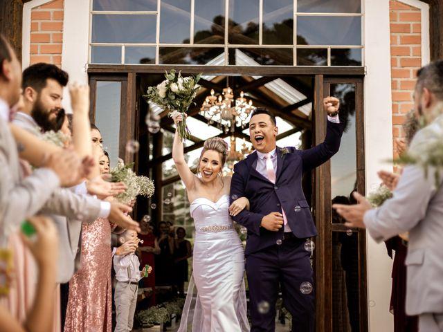 O casamento de Rayssa e Wesley