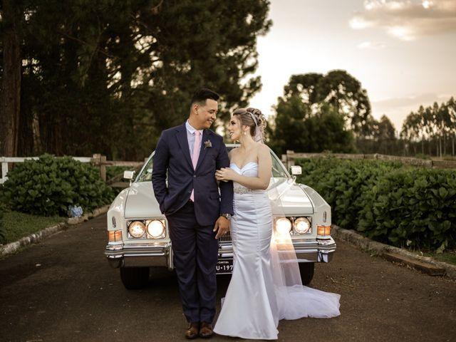O casamento de Wesley e Rayssa em São José dos Pinhais, Paraná 51
