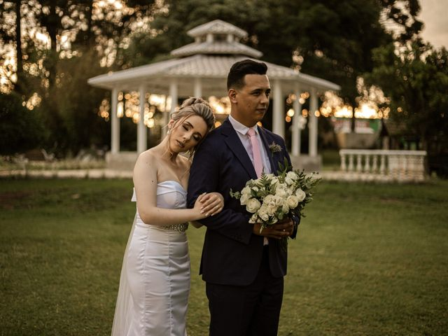 O casamento de Wesley e Rayssa em São José dos Pinhais, Paraná 56