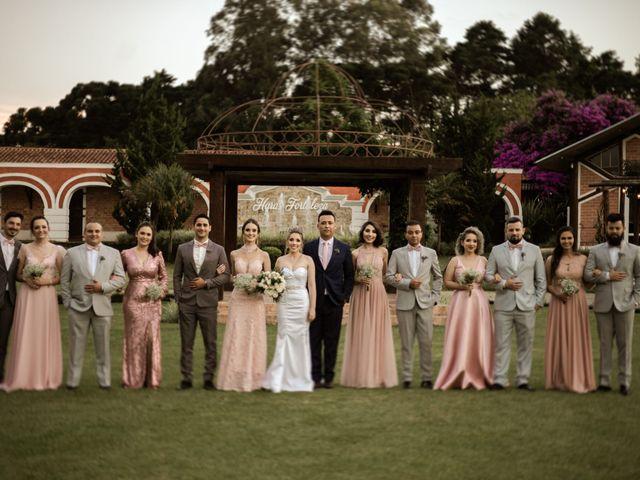 O casamento de Wesley e Rayssa em São José dos Pinhais, Paraná 60
