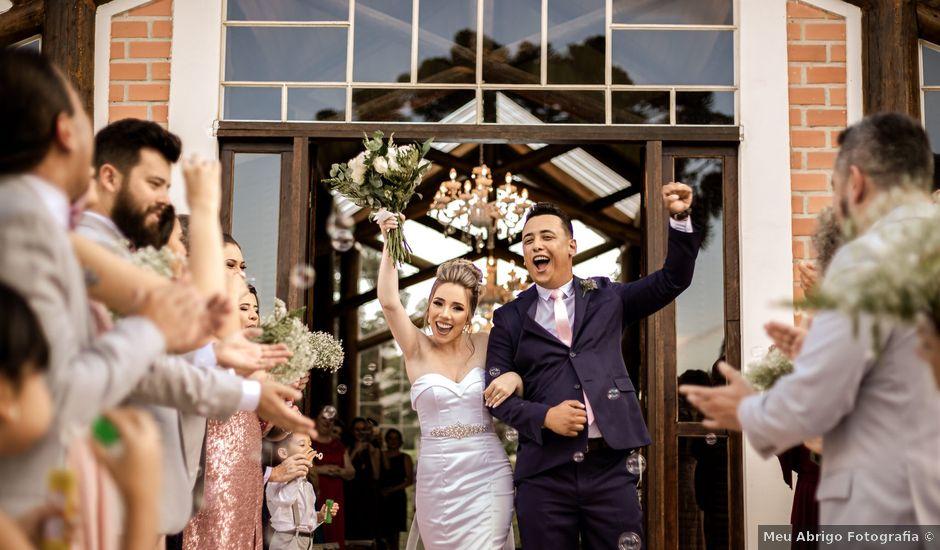 O casamento de Wesley e Rayssa em São José dos Pinhais, Paraná