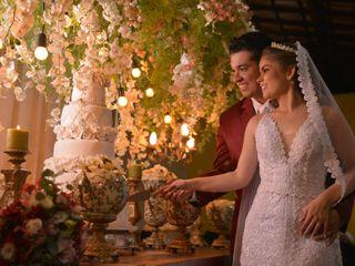 O casamento de Dhenifer e Rafael