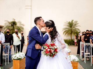 O casamento de Ariane e Nadiel