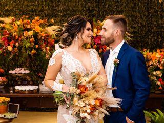 O casamento de Priscila e Rapha
