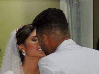 O casamento de Luis Antônio e Camila