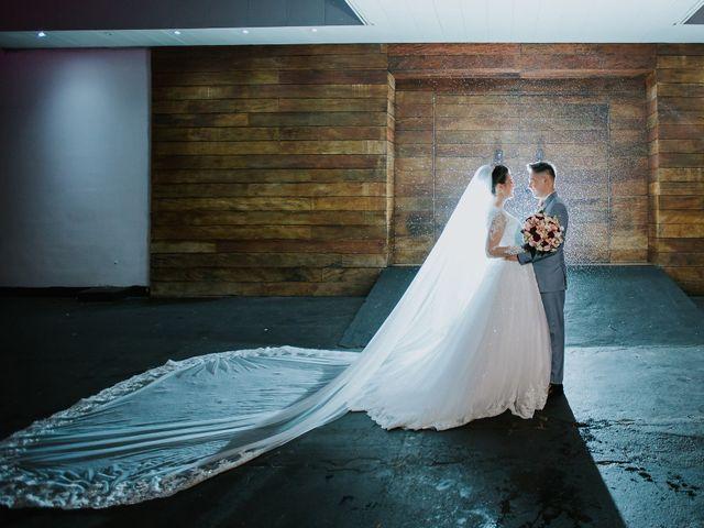 O casamento de Warley e Jaqueline em São Paulo, São Paulo 1