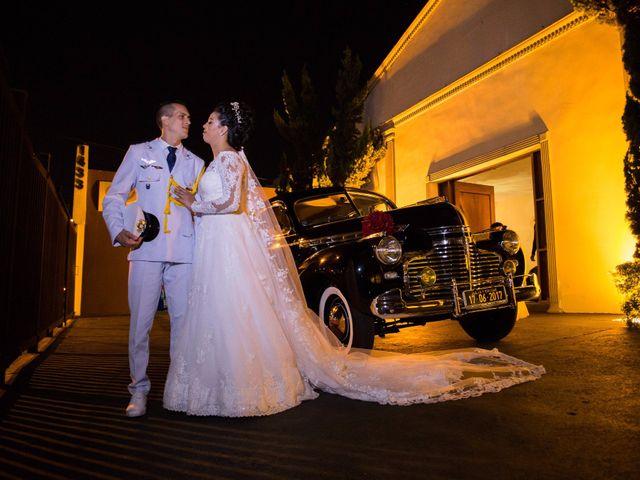 O casamento de Julia e Erique