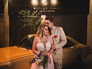 O casamento de Helena e Renan