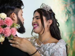 O casamento de Naftaly e Hernanes 1