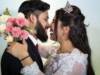 O casamento de Naftaly e Hernanes 2