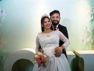 O casamento de Naftaly e Hernanes 3