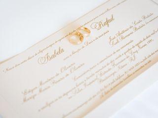 O casamento de Isabela e Rafael 1