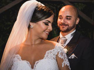 O casamento de Isabela e Rafael