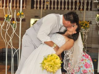 O casamento de Laura e Claudio 2
