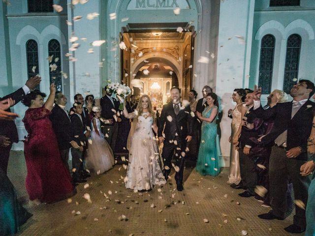 O casamento de Olga e Oswaldo Junior