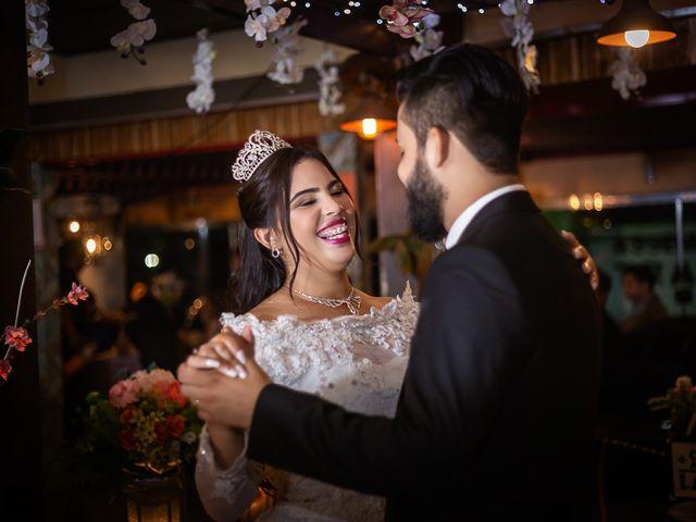 O casamento de Hernanes e Naftaly em Manaus, Amazonas 10