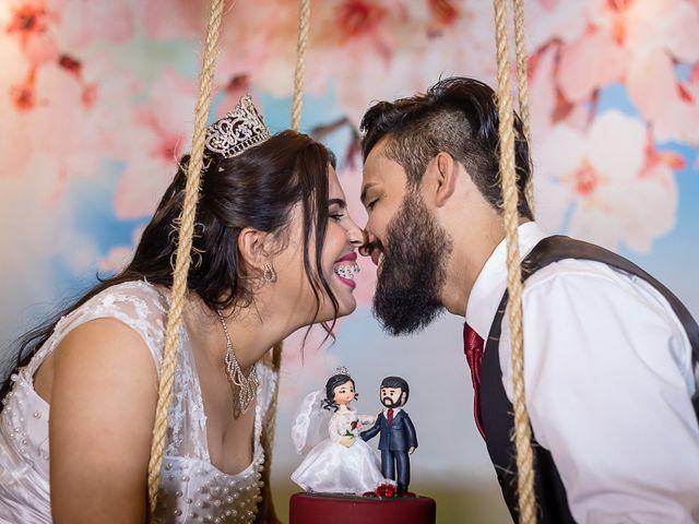 O casamento de Hernanes e Naftaly em Manaus, Amazonas 13
