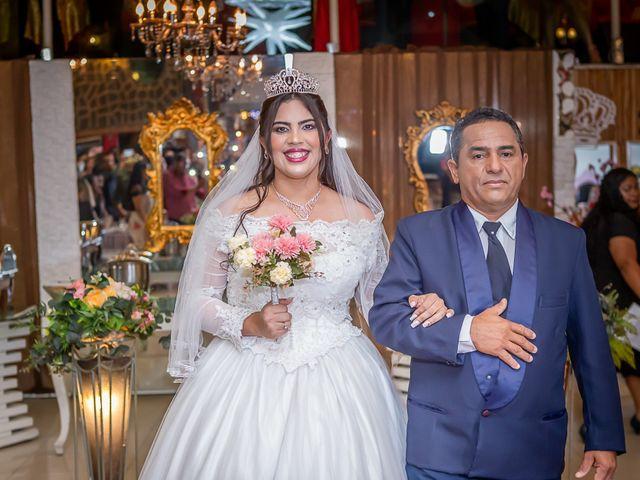 O casamento de Hernanes e Naftaly em Manaus, Amazonas 19