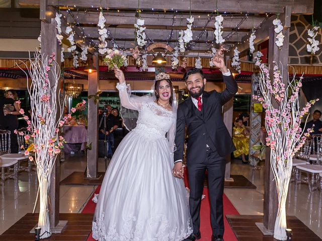 O casamento de Hernanes e Naftaly em Manaus, Amazonas 26