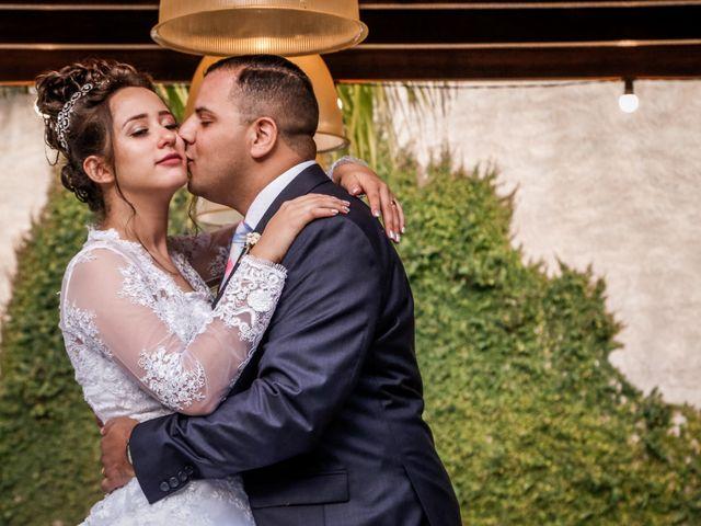 O casamento de Nayumi e Junior
