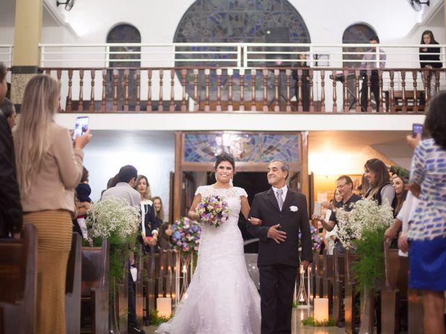 O casamento de Elton e juliana em Poços de Caldas, Minas Gerais 20