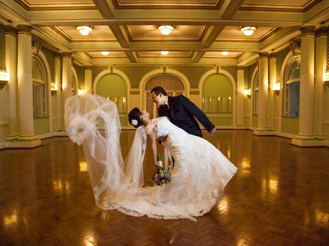 O casamento de juliana e Elton