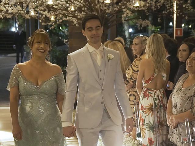 O casamento de Arthur e Heloisa em São Bernardo do Campo, São Paulo 1